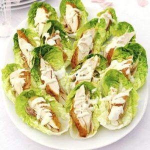Панирано пилешко филе(китайско зеле, млечен сос) -1кг. цена 40,00лв.